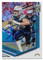 JOEY BOSA SAN DIEGO CHARGERS AUTOGRAPHED FOOTBALL CARD #10919L