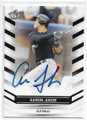AARON JUDGE AUTOGRAPHED ROOKIE BASEBALL CARD #11019i