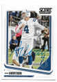 ADAM VINATIERI INDIANAPOLIS COLTS AUTOGRAPHED FOOTBALL CARD #11119H