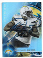 ANTONIO GATES SAN DIEGO CHARGERS AUTOGRAPHED FOOTBALL CARDANTONIO GATES SAN DIEGO CHARGERS AUTOGRAPHED FOOTBALL CARD #11119M