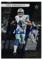 DAK PRESCOTT DALLAS COWBOYS AUTOGRAPHED FOOTBALL CARD #11219H