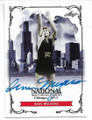 ANN MEYERS UCLA BRUINS AUTOGRAPHED BASKETBALL CARD #11619C