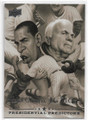 BARACK O'BAMA & JOHN McCAIN PRESIDENTIAL PREDICTORS UNSIGNED CARD #13119H