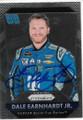 DALE EARNHARDT JR AUTOGRAPHED NASCAR CARD #20419C
