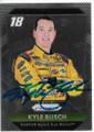 KYLE BUSCH AUTOGRAPHED NASCAR CARD #20419F