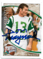 DON MAYNARD NEW YORK JETS AUTOGRAPHED FOOTBALL CARD 320619D