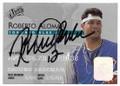 ROBERTO ALOMAR TORONTO BLUE JAYS AUTOGRAPHED BASEBALL CARD #20719i