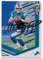 MATTHEW STAFFORD DETROIT LIONS AUTOGRAPHED FOOTBALL CARD #30419J