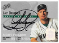 JAY BUHNER SEATTLE MARINERS AUTOGRAPHED BASEBALL CARD #30619F