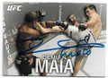 DEMIAN MAIA MIXED MARTIAL ARTIST AUTOGRAPHED CARD #30619G