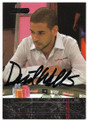 DAVID WILLIAMS WORLD SERIES OF POKER AUTOGRAPHED CARD #30719i