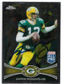 AARON RODGERS GREEN BAY PACKERS AUTOGRAPHED FOOTBALL CARD #32519H