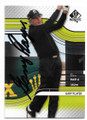 GARY PLAYER AUTOGRAPHED GOLF CARD #33119H