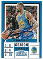 KEVIN DURANT GOLDEN STATE WARRIORS AUTOGRAPHED BASKETBALL CARD #40319i