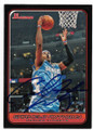 CARMELO ANTHONY DENVER NUGGETS AUTOGRAPHED BASKETBALL CARD #40819A