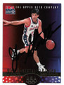 JOHN STOCKTON USA OLYMPICS TEAM AUTOGRAPHED OLYMPICS BASKETBALL CARD #40919D