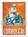 DEREK CARR OAKLAND RAIDERS AUTOGRAPHED FOOTBALL CARD #41019H