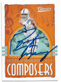 PEYTON MANNING INDIANAPOLIS COLTS AUTOGRAPHED FOOTBALL CARD #41019J