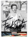 FRANK SHORTER TRACK AND FIELD AUTOGRAPHED OLYMPICS CARD #41219A