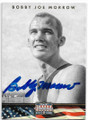 BOBBY JOE MORROW OLYMPIC TRACK & FIELD AUTOGRAPHED CARD #41219G