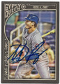 ANTHONY RIZZO CHICAGO CUBS AUTOGRAPHED BASEBALL CARD #41319B