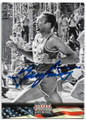 TOMMIE SMITH OLYMPIC TRACK & FIELD AUTOGRAPHED CARD #41319J