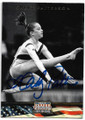 CARLY PATTERSON AUTOGRAPHED OLYMPIC GYMNASTICS CARD #41419H