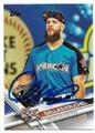 DALLAS KEUCHEL HOUSTON ASTROS AUTOGRAPHED ALL-STAR GAME BASEBALL CARD #42519A