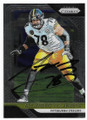 ALEJANDRO VILLANUEVA PITTSBURGH STEELERS AUTOGRAPHED FOOTBALL CARD #50619F