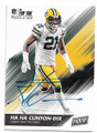 HA HA CLINTON-DIX GREEN BAY PACKERS AUTOGRAPHED FOOTBALL CARD #51419D
