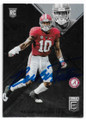REUBEN FOSTER UNIVERSITY OF ALABAMA CRIMSON TIDE AUTOGRAPHED ROOKIE FOOTBALL CARD #61119B
