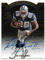 FELIX JONES DALLAS COWBOYS AUTOGRAPHED FOOTBALL CARD #61519B