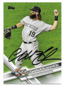 CHARLIE BLACKMON COLORADO ROCKIES AUTOGRAPHED ALL-STAR GAME BASEBALL CARD #62219B