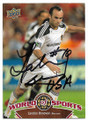 LANDON DONOVAN USA MENS SOCCER TEAM AUTOGRAPHED CARD #62319B