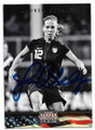 LAUREN CHENEY USA WOMENS SOCCER AUTOGRAPHED SOCCER CARD #62919E