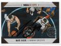 MARC GASOL MEMPHIS GRIZZLIES AUTOGRAPHED BASKETBALL CARD #70519E