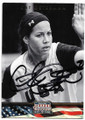 CAT OSTERMAN AUTOGRAPHED OLYMPIC WOMEN'S SOFTBALL CARD #70819B