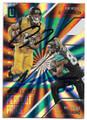 ALLEN ROBINSON & ALLEN HEARNS JACKSONVILLE JAGUARS DOUBLE AUTOGRAPHED FOOTBALL CARD #71019B