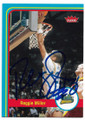 REGGIE MILLER UCLA BRUINS AUTOGRAPHED BASKETBALL CARD #71019D