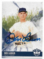 DON LARSEN NEW YORK YANKEES AUTOGRAPHED BASEBALL CARD #72619D
