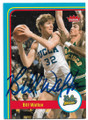 BILL WALTON UCLA BRUINS AUTOGRAPHED BASKETBALL CARD #81119C