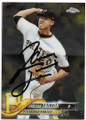 JAMESON TAILLON PITTSBURGH PIRATES AUTOGRAPHED BASEBALL CARD #81419D