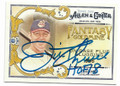 JIM THOME CLEVELAND INDIANS AUTOGRAPHED BASEBALL CARD #81919B