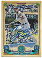 CODY BELLINGER LOS ANGELES DODGERS AUTOGRAPHED BASEBALL CARD #90919C