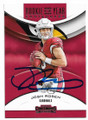JOSH ROSEN ARIZONA CARDINALS AUTOGRAPHED ROOKIE FOOTBALL CARD #91619D