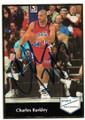 CHARLES BARKLEY PHILADELPHIA 76ers AUTOGRAPHED VINTAGE BASKETBALL CARD #112919A