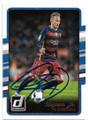 NEYMAR JR FC BARCELONA AUTOGRAPHED SOCCER CARD #120819C
