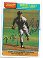 MICKEY LOLICH DETROIT TIGERS AUTOGRAPHED VINTAGE BASEBALL CARD #120919A