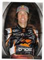 TRAVIS PASTRANA AUTOGRAPHED NASCAR CARD #12220B