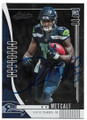 DK METCALF SEATTLE SEAHAWKS AUTOGRAPHED ROOKIE FOOTBALL CARD #22620C